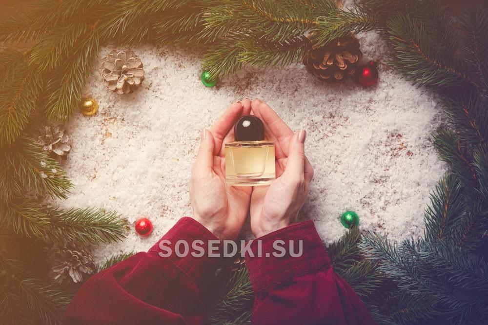 парфюм зима