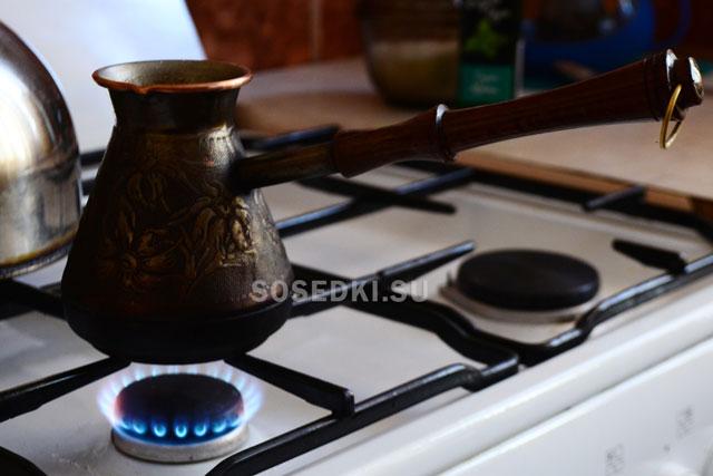 Как сварить вкусный кофе в турке дома