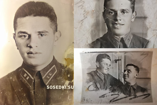 фото военных лет великая отечественная война